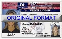 Connecticut Fake ID