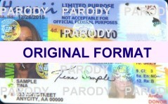 HAWAII  DRIVER LICENSE HAWAII FAKE ID CARD SCANNABLE HAWAII FAKE ID