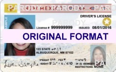 new mexico fake id scannable new mexico driver license